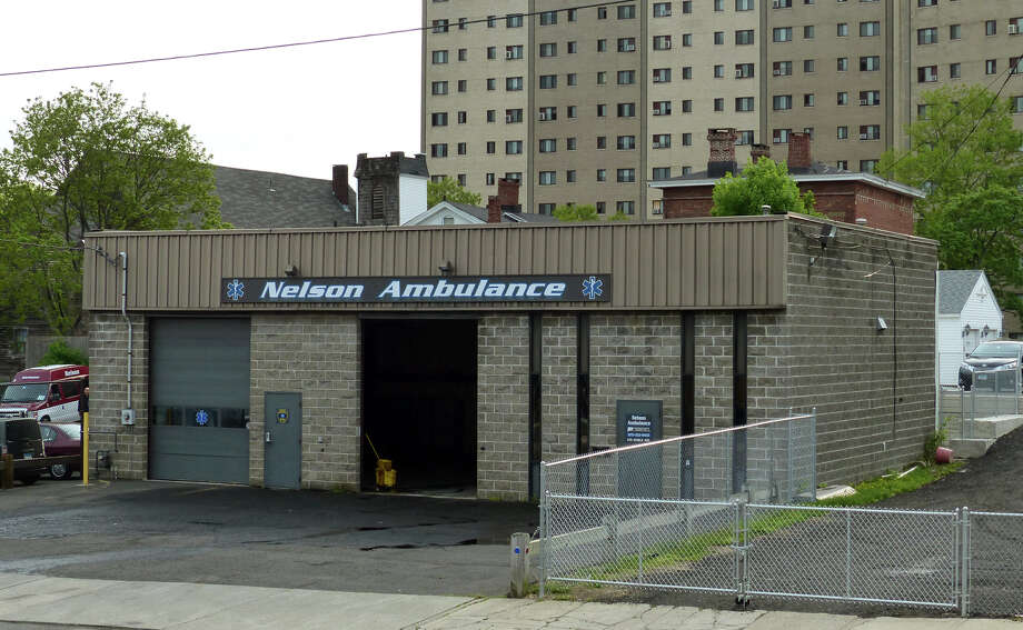 A view of Nelson Ambulance on Noble Avenue in Bridgeport, Conn. on Friday May 10, 2013. Photo: Christian Abraham / Connecticut Post