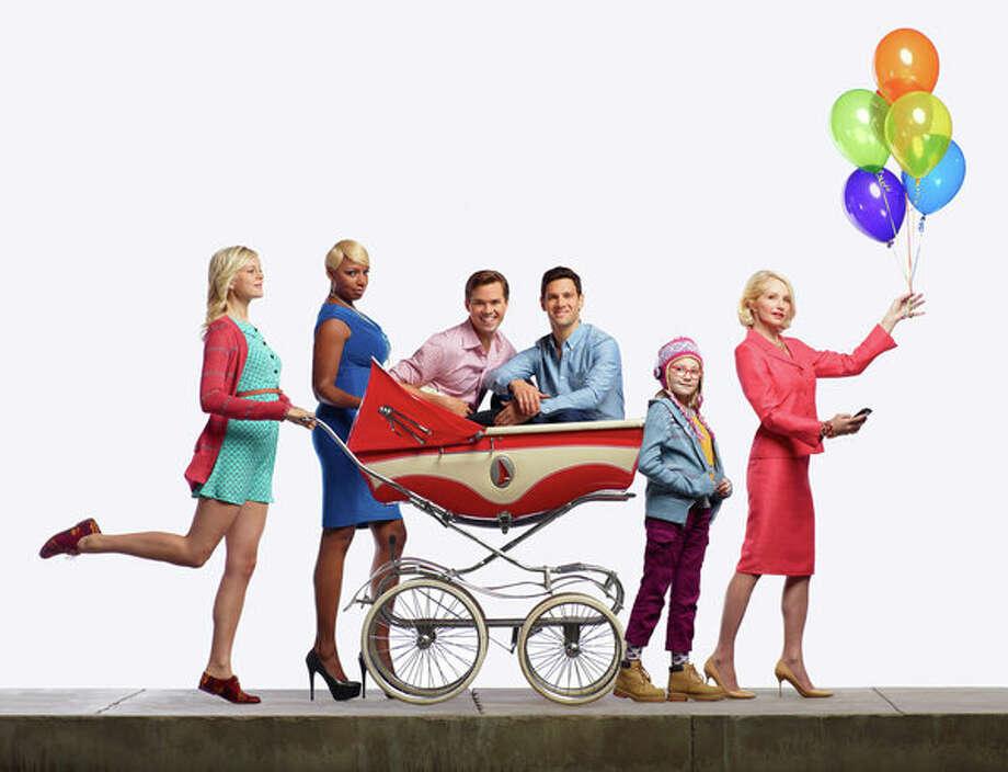 THE NEW NORMAL: 2012 - April 2, 2013 Photo: NBC, Timothy White/NBC / 2012 NBCUniversal Media, LLC