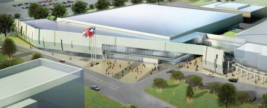 Hofheinz Pavillion is in line for a facelift. Photo: UH Athletics