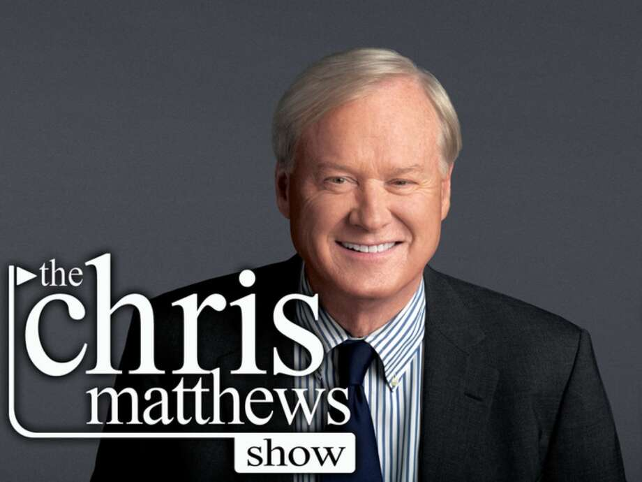 THE CHRIS MATTHEWS SHOW: 2002 - July  21, 2013