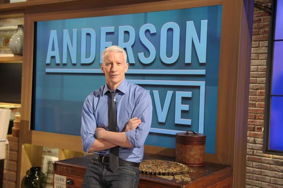 ANDERSON LIVE:  2011 - Spring 2013