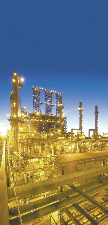 Valero chose to spend $3 billion in the past three years for two refining units called hydrocrackers, which break down heavy crude oil into lighter products. This one is in Port Arthur.