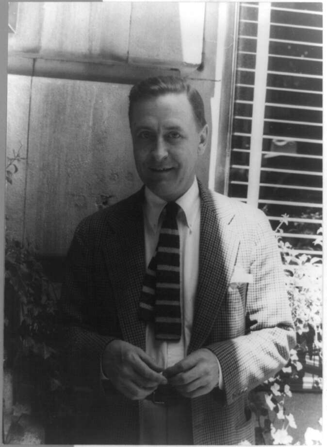 F. Scott Fitzgerald. Photo: public domain
