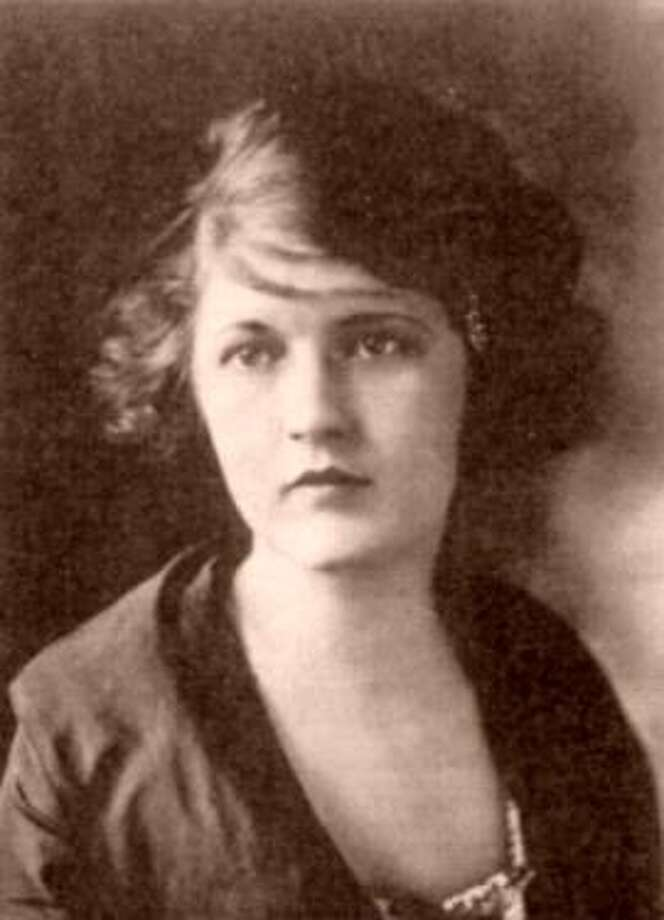 The Mrs: Zelda Fitzgerald. Photo: public domain