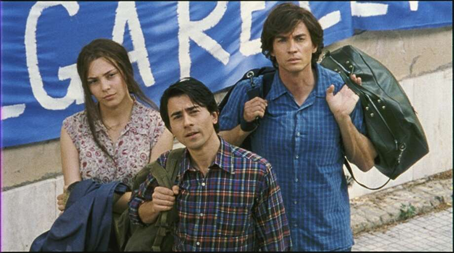 "Jasmine Trinca, Luigi Lo Cascio and Alessio Boni in ""The Best of Youth.""  One of the great cinematic achievements of the previous decade, it was on Italian TELEVISION for heaven's sake."