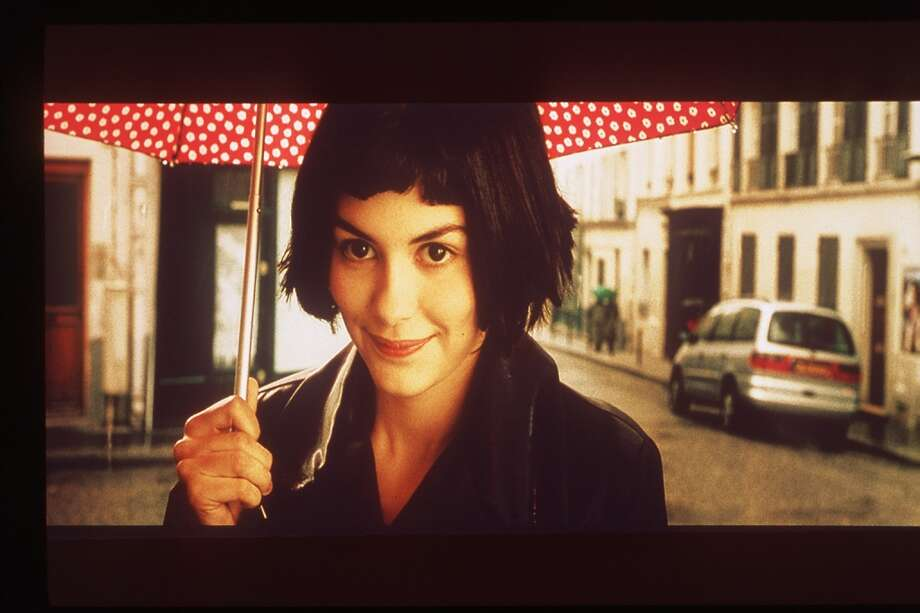"""Amelie"" -- yes, this was actually rated R.  It's a safe way for the MPAA to play at virtue.  Only adults go to foreign films anyway."