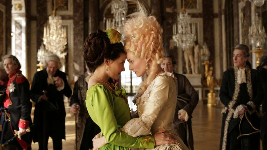 FAREWELL MY QUEEN -- this is amazing.  It's rated R because at one point you see Virginie Ledoyen (left) completely naked, asleep.  Almost as in a painting.