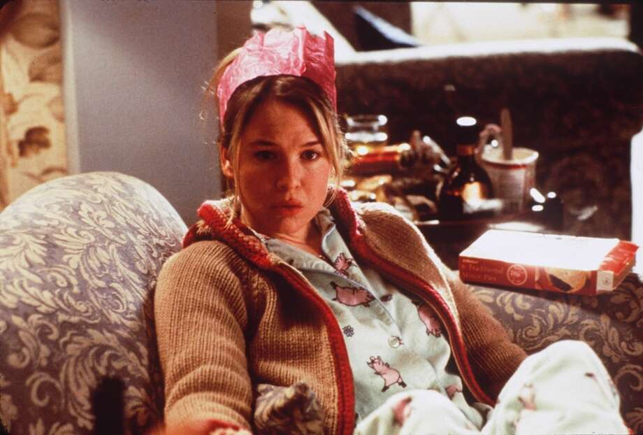 "Renee Zellweger in ""Bridget Jones's Diary.""  Yes, actually rated R."