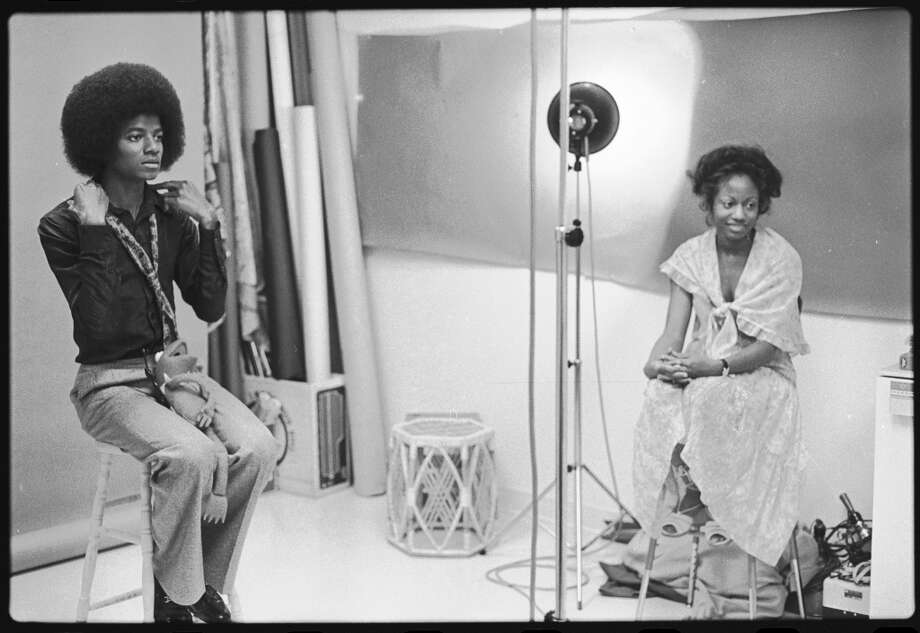 Celebrities have long guest-starred on ''Sesame Street.'' Here's Michael Jackson getting ready for a magazine photo shoot with Kermit the Frog in 1978, the same year he appeared on ''Sesame Street.''