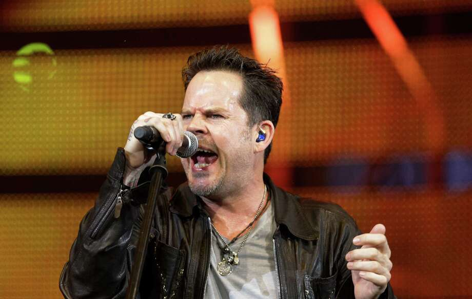 Gary Allan performs during RodeoHouston at the Houston Livestock Show and Rodeo in Reliant Stadium Tuesday, Feb. 26, 2013, in Houston. ( Melissa Phillip / Houston Chronicle ) Photo: Melissa Phillip, Staff / © 2013  Houston Chronicle