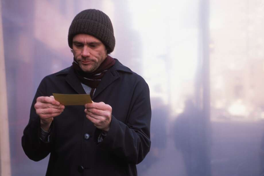 Eternal Sunshine of A Spotless Mind starring Jim Carrey.  Why shield children from this?