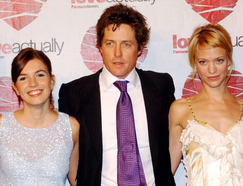 Actress Lucia Moniz, actor Hugh Grant and actress Heike Makatsch starred in the movie Love Actually.  Yes, LOVE ACTUALLY is something we must protect children from, not ALEX CROSS.