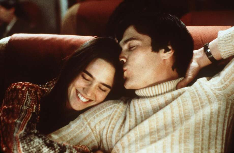 "Jennifer Connelly and Billy Crudup in Keith Gordon's ""Waking the Dead.""  Terrific movie, little seen -- a PG-13 rating might have helped."
