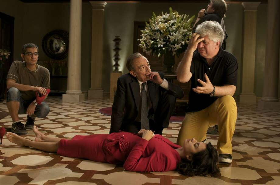 Broken Embraces, directed by Pedro Almodovar