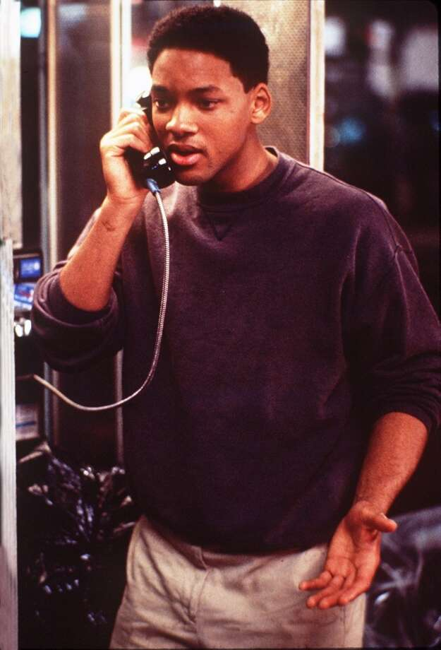 Will Smith in Sex Degrees of Separation.  An intelligent adult film, but gentle compared to PG-13 action films.