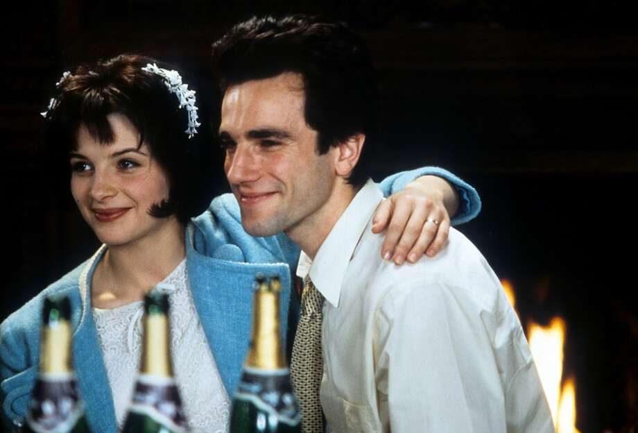 The Unbearable Lightness Of Being from 1988, staring Juliette Binoche and Daniel Day-Lewis.