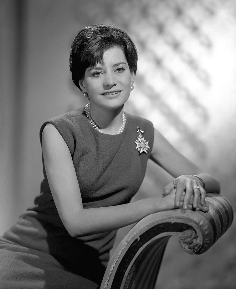 NBC News anchor Barbara Walters in the 60s. Photo: NBC, NBC Via Getty Images / Getty 2013