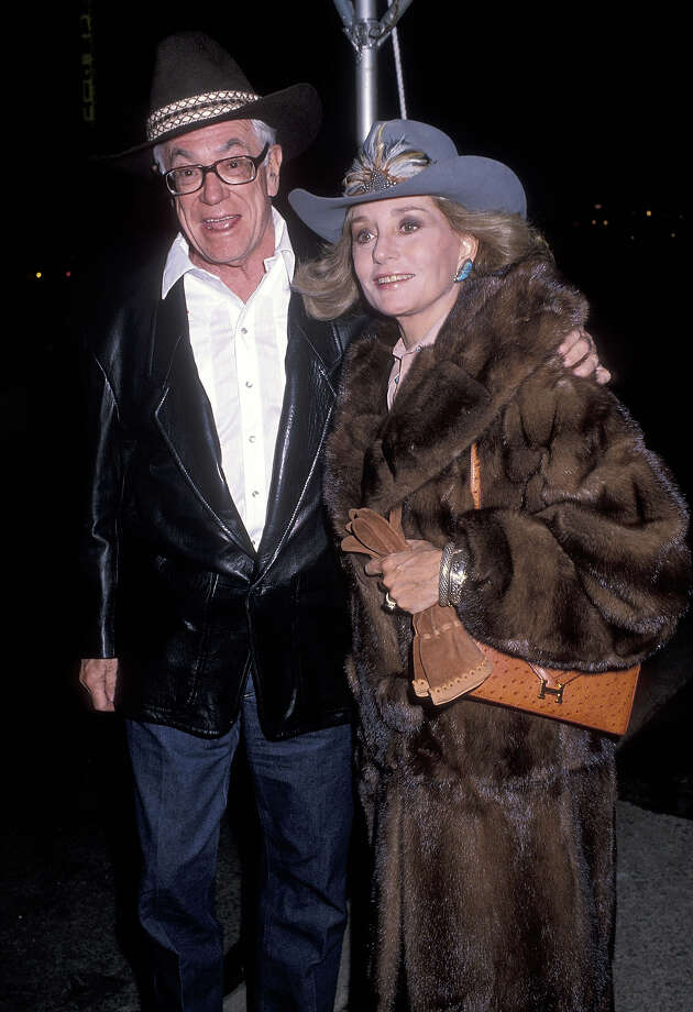 Businessman Malcolm Forbes and TV journalist Barbara Walters attend the First Annual Wild West Hoedown to Benefit the Literacy Volunteers of New York City on November 28, 1989 at St. Vartan Cathedral in New York City. Photo: Ron Galella, Ltd., WireImage / Getty 2013