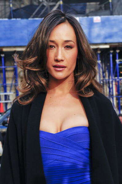 new york i love you with maggie q above as a call girl