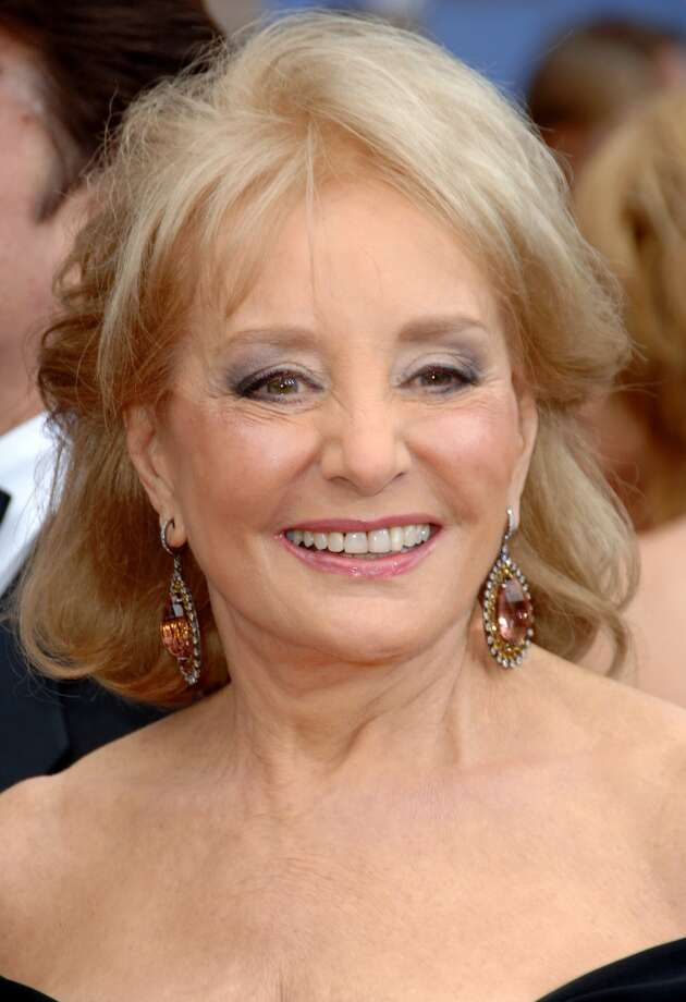 Barbara Walters during 33rd Annual Daytime Emmy Awards - Arrivals at Kodak Theater in Hollywood in 2006.