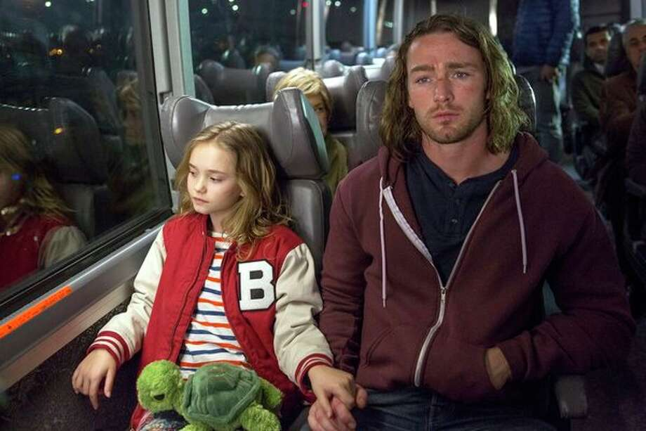 "BELIEVE -- ""Pilot"" -- Pictured: (l-r) Johnny Sequoyah as Bo, Jake McLaughlin as Tate -- Photo: NBC, Eric Liebowitz/NBC / 2013 NBCUniversal Media, LLC."