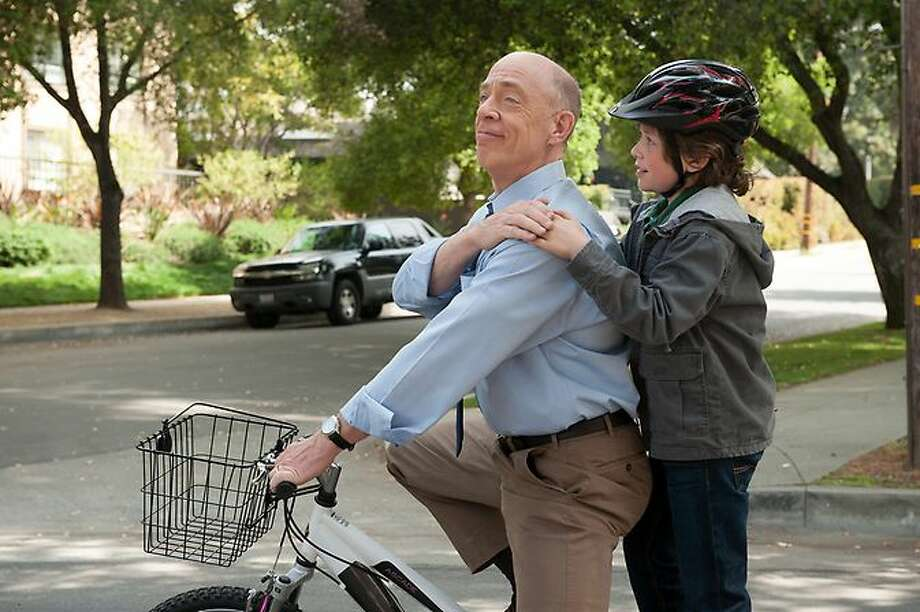 THE FAMILY GUIDE -- Pictured: J.K. Simmons as Mel Fisher and Eli Baker as Henry Fisher
