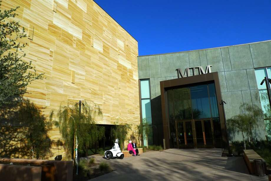 The Musical Instrument Museum in Phoenix.
