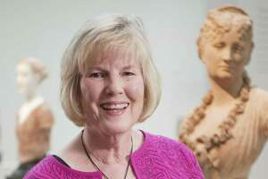 Sandy Ragan is the McNay Art Museum's docent chair.