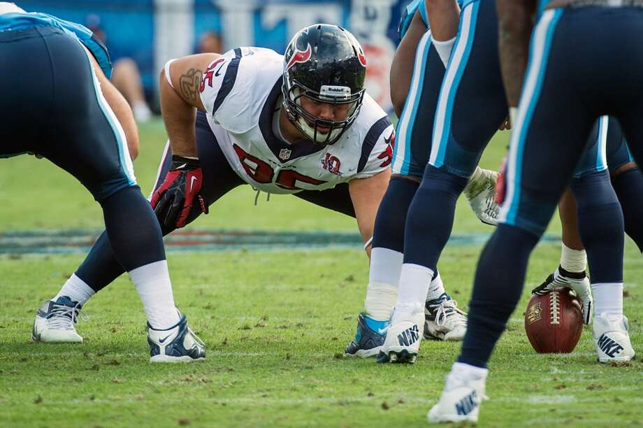 Shaun Cody  Nose tackle  Previous team: Texans  Status: Unrestricted Photo: Smiley N. Pool , Chronicle