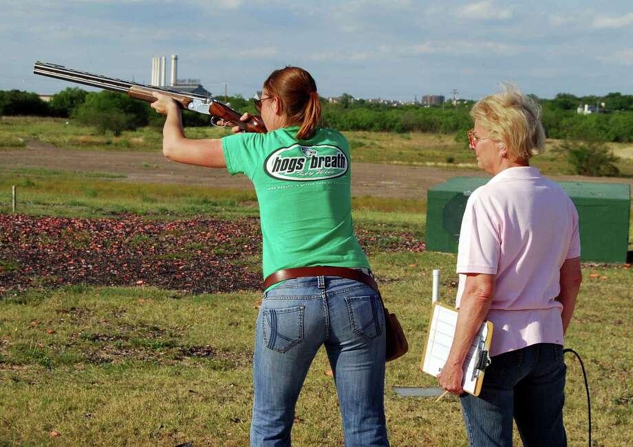 Alamo City Offers Plenty Of Skeet Shooting Opportunities San