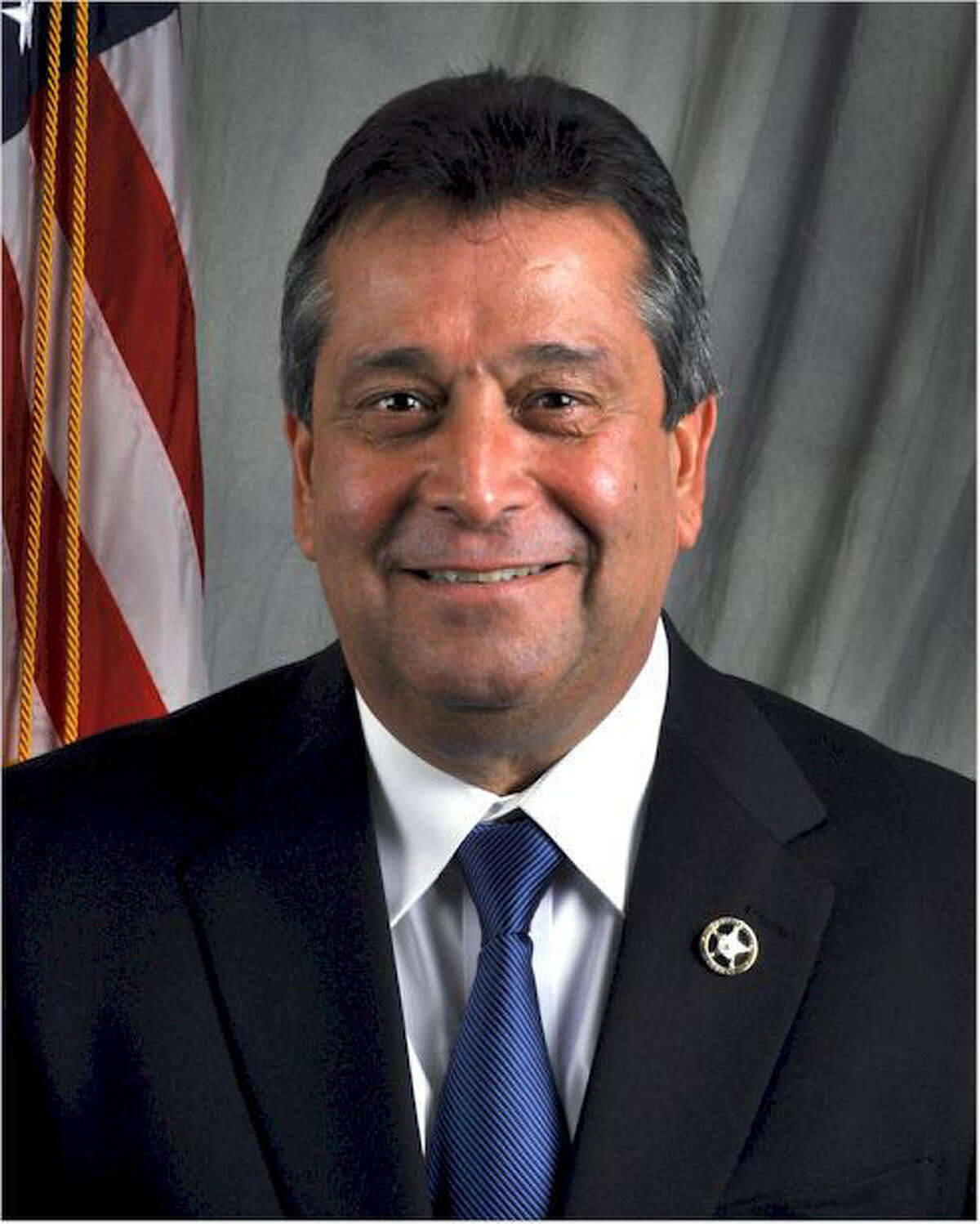Robert Almonte is United States marshal for the Western District of Texas.