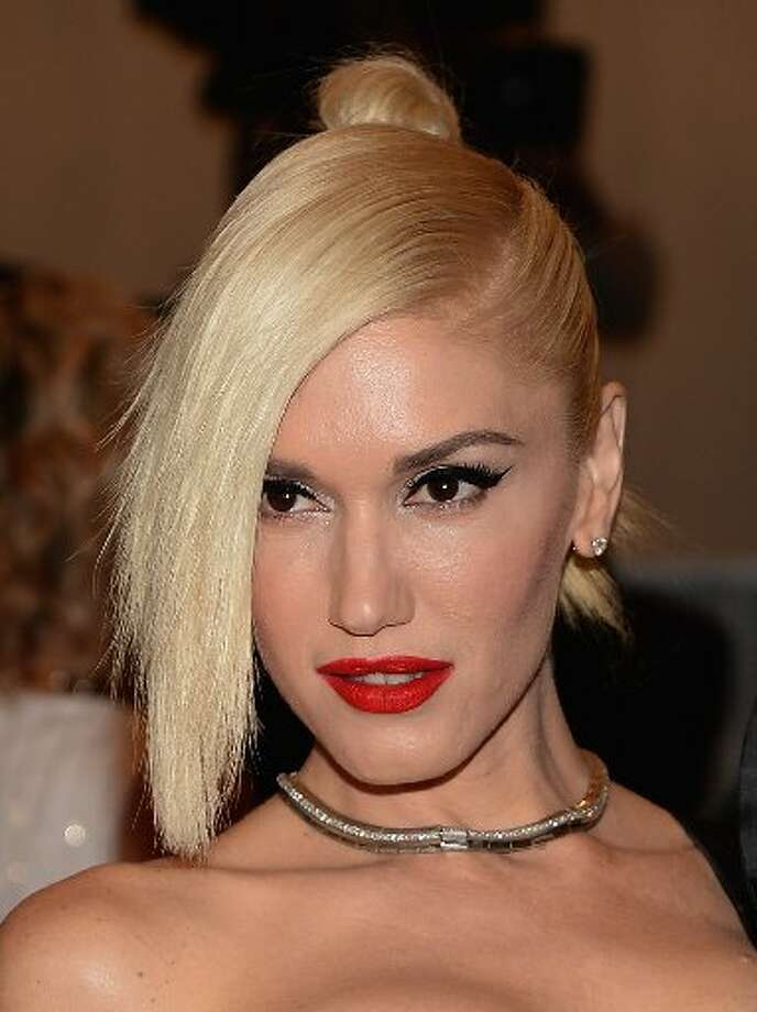 Singer Gwen Stefani, 2013 Photo: Getty