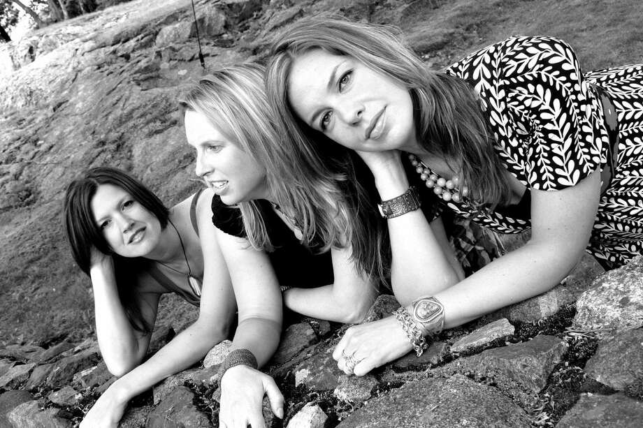 The members of Maeve will weave their distinctive three-part harmony on the Town Stage in Roger Sherman Baldwin Park during the Greenwich Town Party, Saturday, May 25. Photo: Greenwich Time