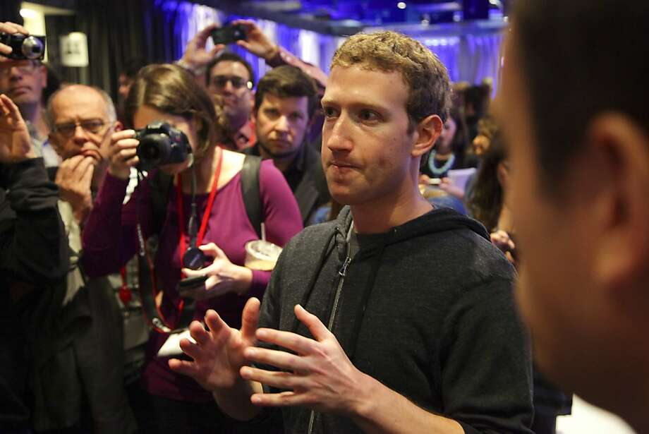 Mark Zuckerberg launched FWD.us to campaign for immigration reform. Photo: Jim Wilson, New York Times