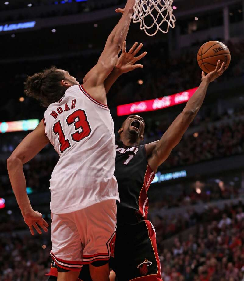 C Joakim Noah, Chicago Bulls