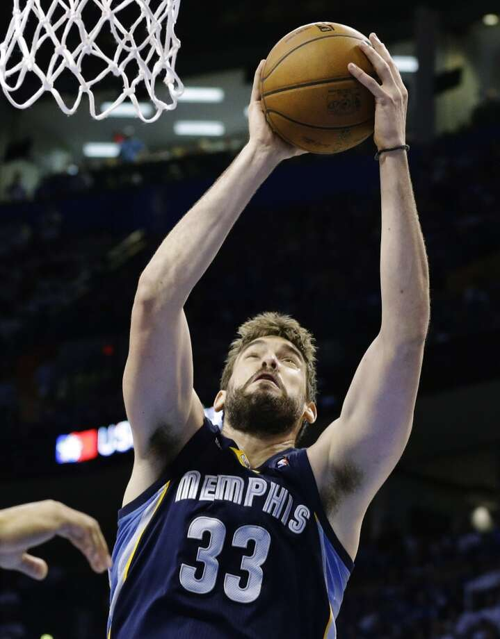 C Marc Gasol, Memphis Grizzlies