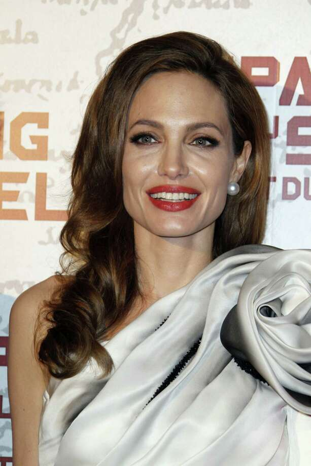 Angelina Jolie carries the BRCA1 gene, which increases her risk of developing breast cancer and ovarian cancer. Photo: Thomas Samson / Getty Images