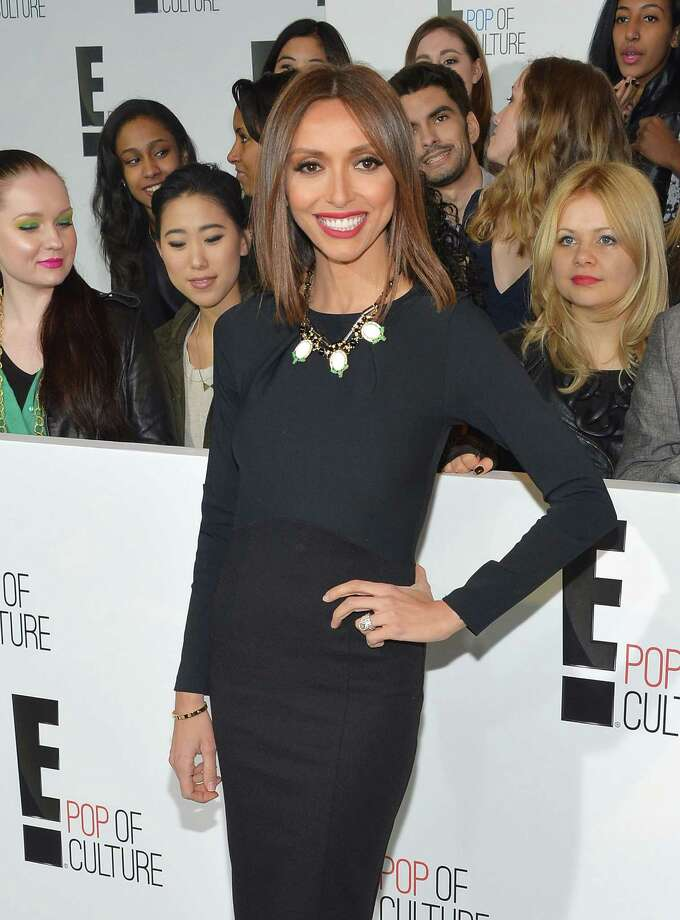 Giuliana Rancic: The E! News co-anchor was diagnosed with early stage breast cancer in October 2011, and decided to have a double mastectomy later that year. Photo: Mike Coppola / Getty Images / 2013 Getty Images