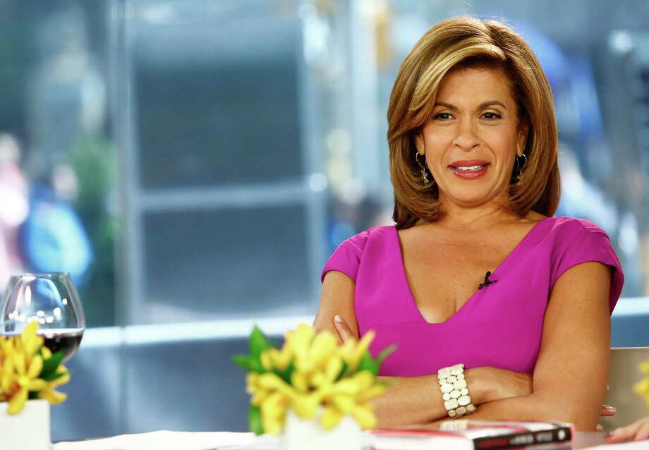 Hoda Kotb: The 'Today' show host was public with her breast cancer battle and had a mastectomy in March 2007. Photo: Peter Kramer / NBC / NBC NewsWire Via Getty Images / 2013 NBCUniversal Media, LLC.