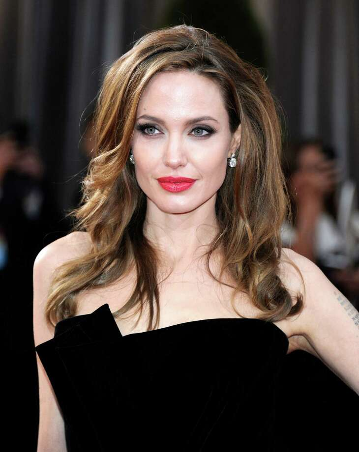 Angelina Jolie: The actress revealed her double mastectomy in a New York Times piece on May 14, 2013. Photo: Ethan Miller / Getty Images / 2012 Getty Images