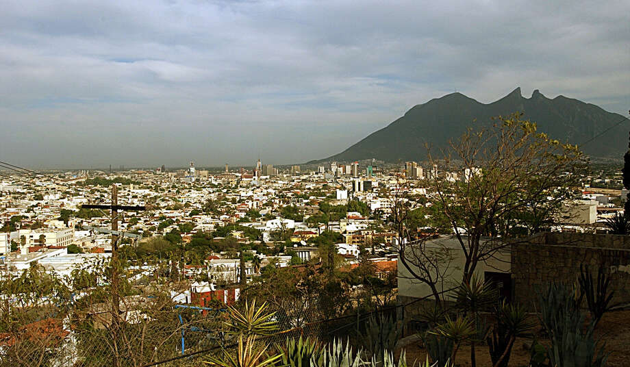 Monterrey, Nuevo Leon, Mexico. Established in 1953, Monterrey was not only San Antonio's first Sister City, but it was the first Mexican city to have a U.S. Sister City. Photo: San Antonio Express-News File Photo / SAN ANTONIO EXPRESS-NEWS