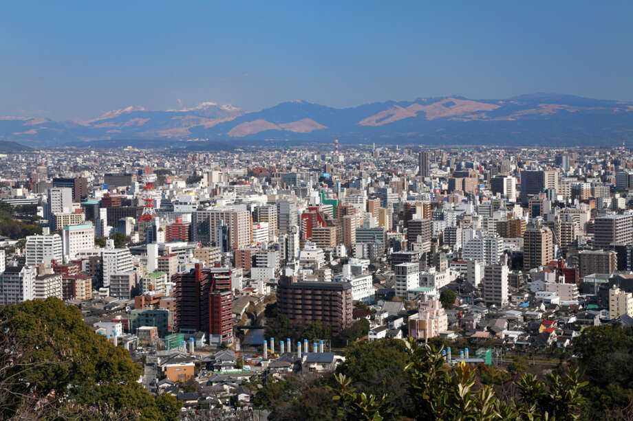 Kumamoto, Japan (Established 1987) Photo: MIXA Via Getty Images / MIXA