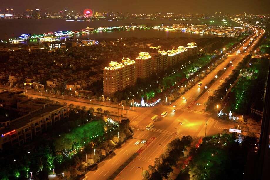 Suzhou, Jiangsu, China (Friendship City, Established 2010) Photo: Copyright Miklós Rabi,  Hungary / Flickr Via Getty Images / Flickr RF