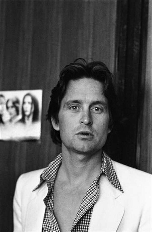 American actor Michael Douglas at the 32nd International Film Festival in Cannes, France, May 24, 1979. Photo: Jean-Jacques Levy, ASSOCIATED PRESS / AP1979