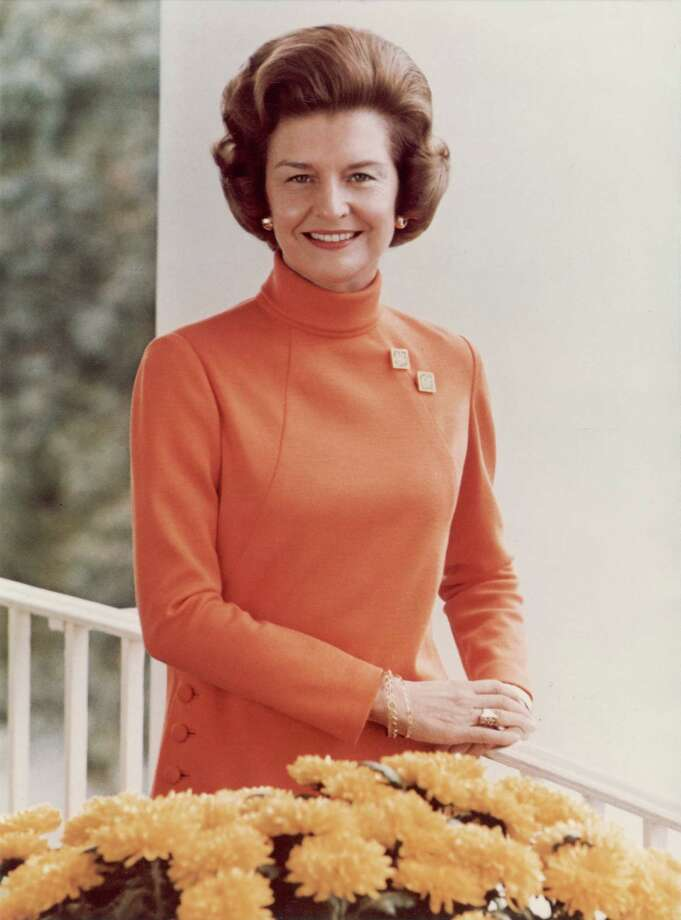 Betty Ford: Before she became First Lady, Ford had a mastectomy in September 1974 after she was diagnosed with breast cancer. Photo: Hulton Archive / Getty Images / Archive Photos