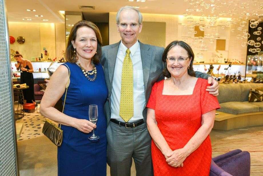 Dr. Patricia Brock Howard, Steve Howard, Dr. Margaret Goetz