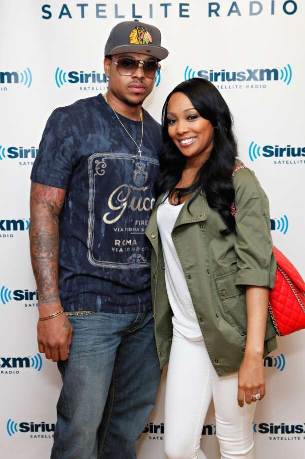 R&B singer Monica Brown recently announced she is expecting.