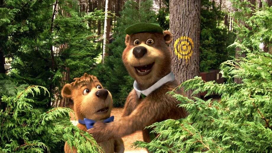 "July 2: ""Yogi Bear"""