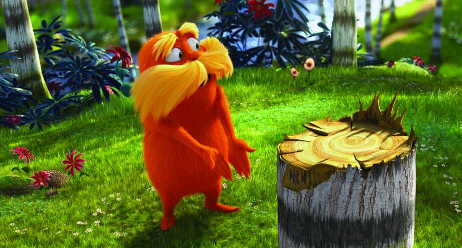 "July 18: ""Lorax"""