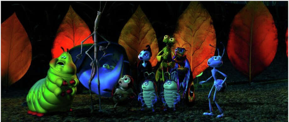 "July 23: ""A Bug's Life"""